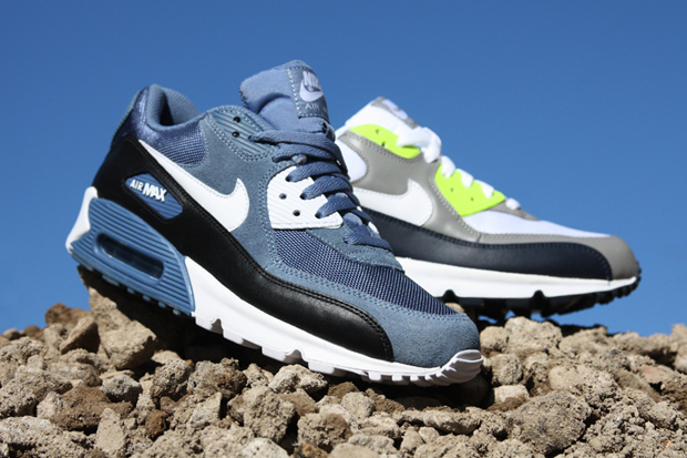 Experto Ejecución sí mismo  Nike Sportswear Air Max 90 2011 Fall/Winter Collection October Releases |  Home of the Sole