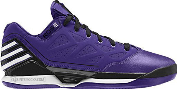 the best attitude 2eded 60ff8 First Look – adidas adiZero Rose 2.5 Low   Home of the Sole