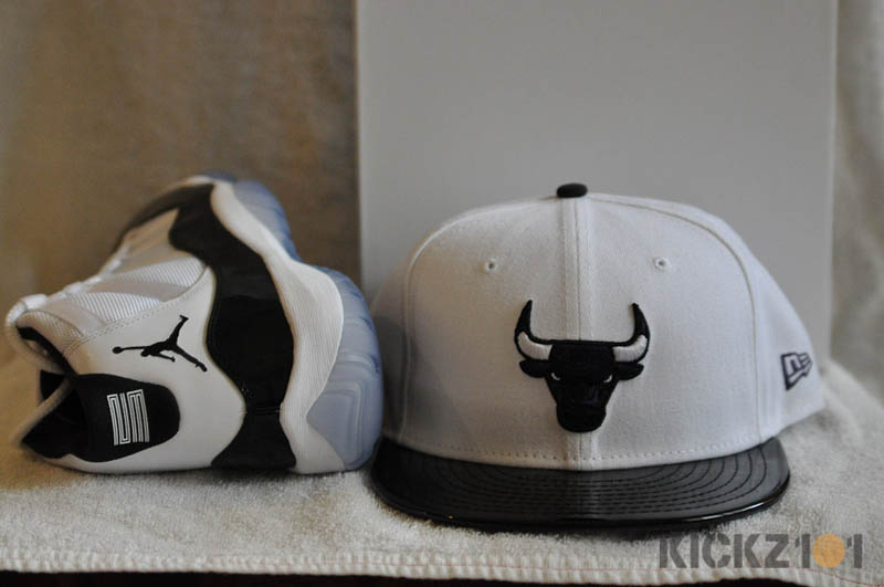 e27dcf2c941e17 ... new zealand kickz101 x new era 59fifty concord air jordan 11 cap 8d8a4  f4c43